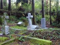 The Garrard family plot, Morpheus Island Cemetery