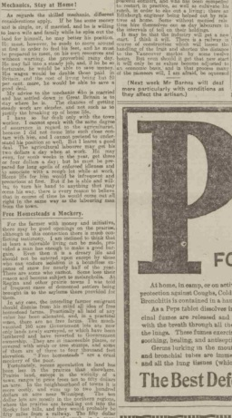 People's Journal part 2, 16 October 1915 (source: https://www.britishnewspaperarchive.co.uk)