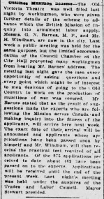 British Colonist, 1 July 1915 (Source: http://britishcolonist.ca)