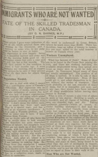 People's Journal part 1, 30 October 1915 (source: https://www.britishnewspaperarchive.co.uk)