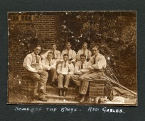 Some of the B'Hoys, Red Gables