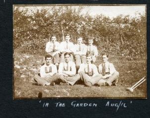 """John Denholm - """"In the Garden"""""""