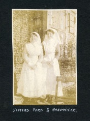 Sisters Ford and Hardwicke